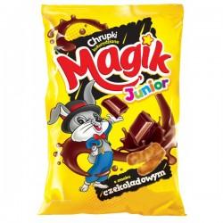 Chrupki magik czekolada