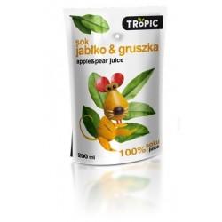 Sok Tropic Jabłko-Gruszka...