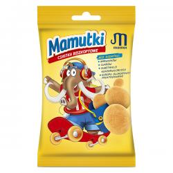 Ciastka biszkoptowe Mamutki...
