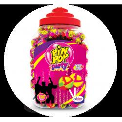 Lizak Pin Pop Party [100]