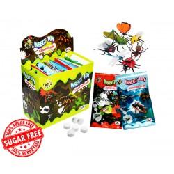 Zabawka owad z cukierkami...
