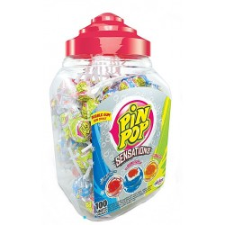 Lizak Pin Pop Sensations [100]