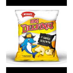 Chrupki Mini Delfinki...