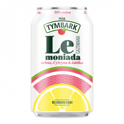 Tymbark Lemoniada gazowana...
